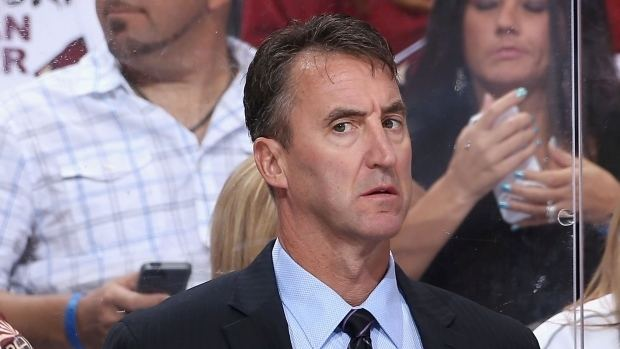 Jim Playfair Coyotes associate coach Playfair part ways Article TSN