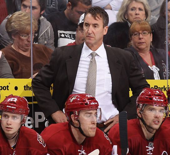 Jim Playfair Coyotes Announce Contract Extensions for Playfair