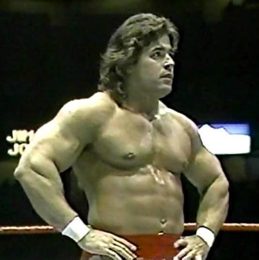 Jim Powers Pro Wrestling Legends JIM POWERS for sale