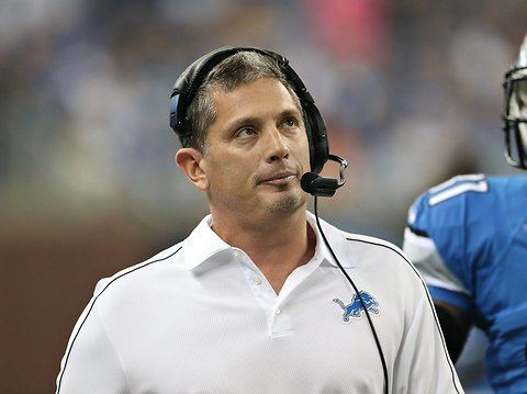 Jim Schwartz Lions39 Schwartz Hurts Team but Does League a Favor The