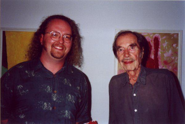 Jim Siedow Jim Siedow and Tim Harden