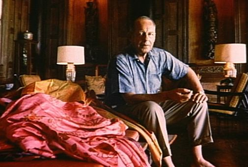 Jim Thompson (designer) Silk Thread The Strange Mystery of Jim Thompson