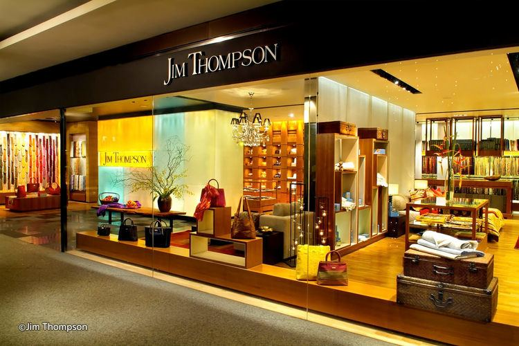 Jim Thompson (designer) Jim Thompson Thai Silk Shop Where to find Thai Silk in Phuket