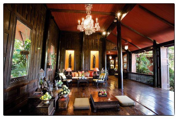 Jim Thompson (designer) The House That Silk Built Jim Thompsons Residence on the Klong A