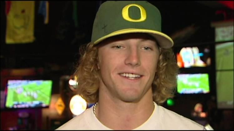 Jimmie Sherfy Jimmie Sherfy Reacts to Oregon39s No 8 National Seed YouTube