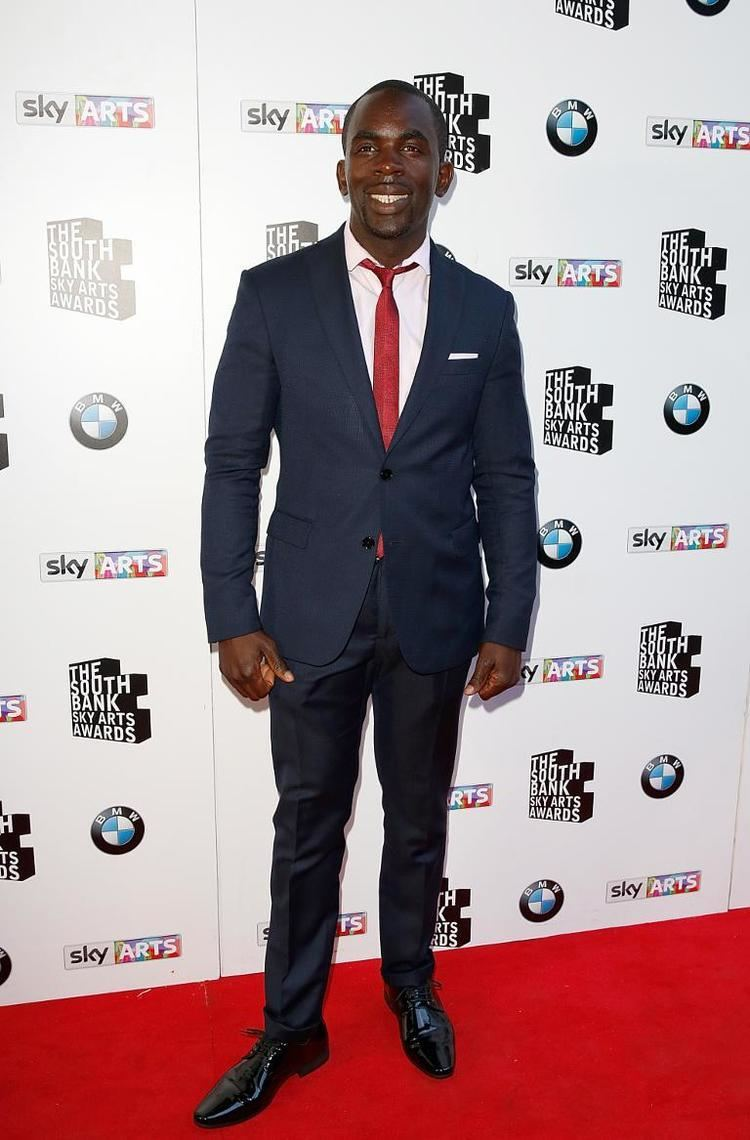 Jimmy Akingbola Holby Citys Jimmy Akingbola will play Baron Blitzkrieg in Arrow