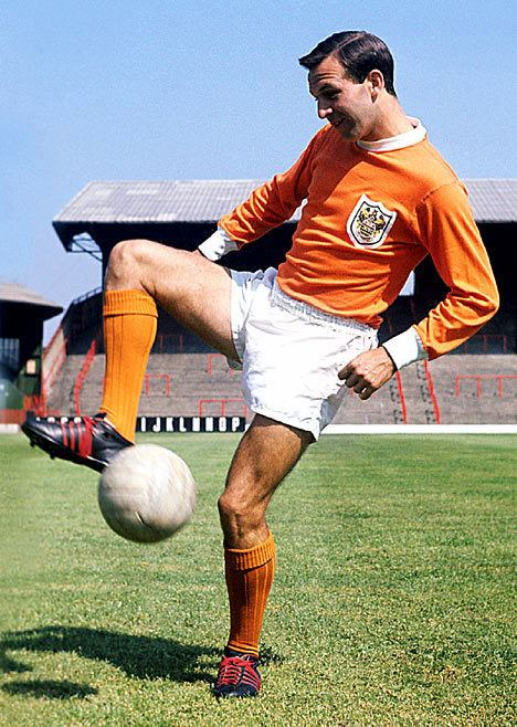 Jimmy Armfield My Football Facts amp Stats Legendary Football Players