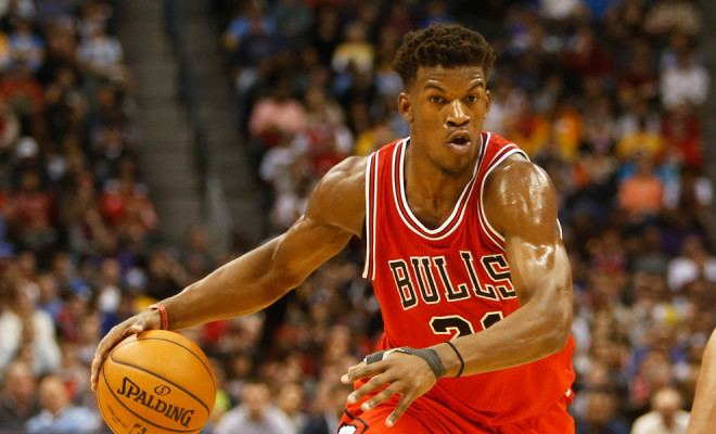 Jimmy Butler Basketball Bulls39 Wonders If 39Same Team39 Is Enough