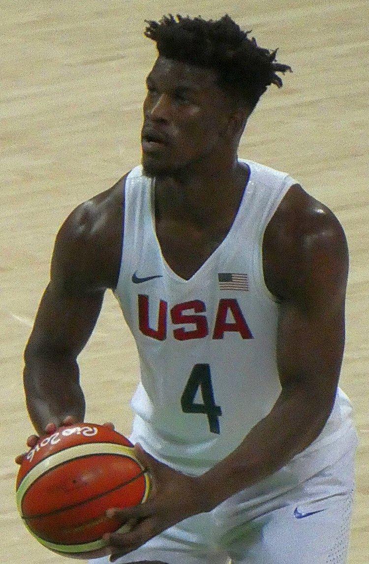Jimmy Butler (basketball) Jimmy Butler basketball Wikipedia