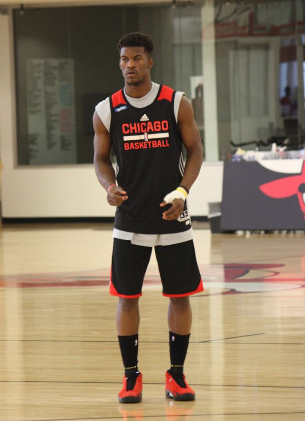 Jimmy Butler (basketball) Jimmy Butler Drops Adidas And A Huge Paycheck To Wear Jordans