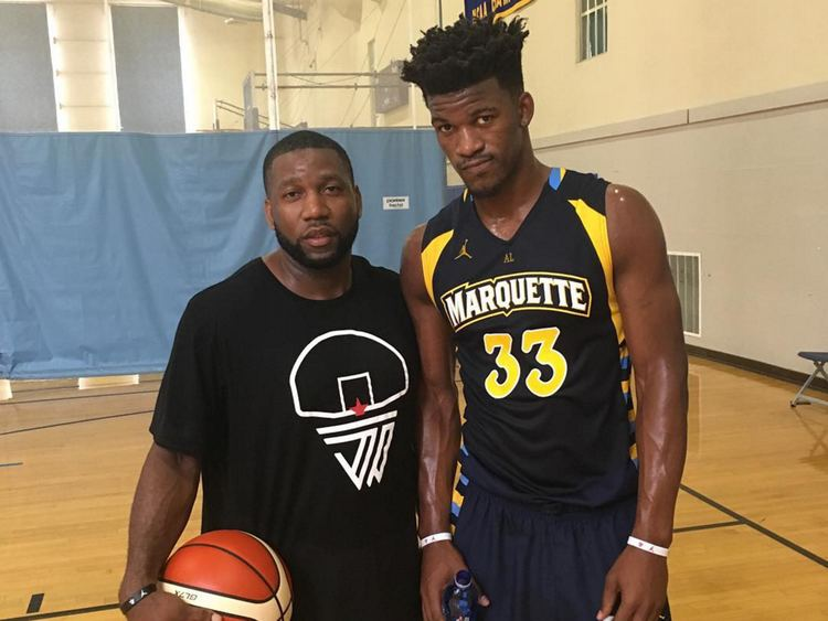 Jimmy Butler Basketball NBA Trainer Chris Johnson Explains Life With And More
