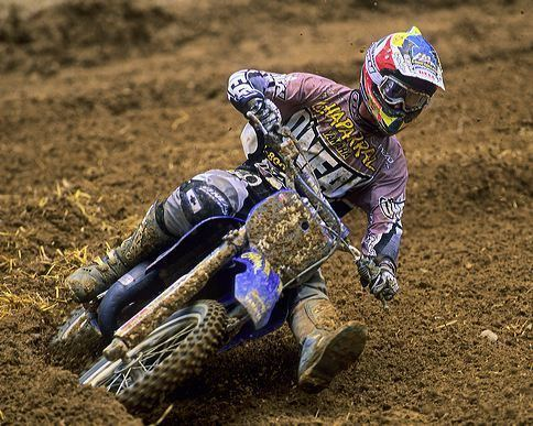 Jimmy Button Classic motocross prints by Paul Buckley