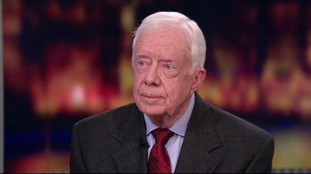 Jimmy Carter Jimmy Carter cancer Melanoma on the brain CNNPoliticscom