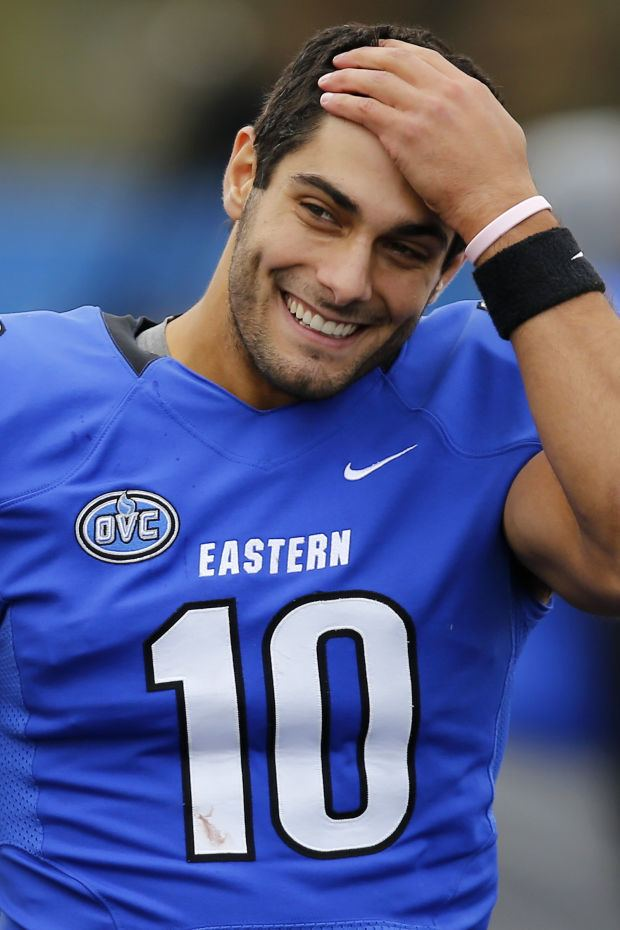 Jimmy Garoppolo Do you think Jimmy Garoppolo will ever start for the
