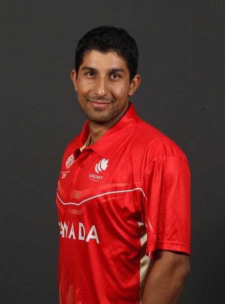Jimmy Hansra (Cricketer)