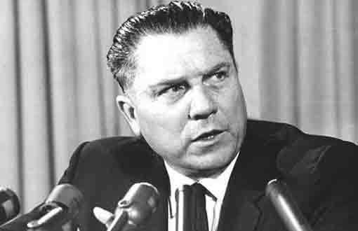 Jimmy Hoffa The 1975 Disappearance of Jimmy Hoffa Apropos of Nothing