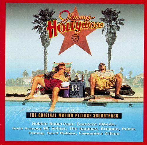 Jimmy Hollywood Jimmy Hollywood Original Soundtrack Songs Reviews Credits