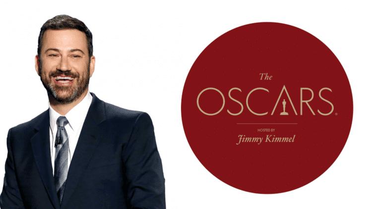Jimmy Kimmel American Television Host Jimmy Kimmel Is Host Oscar 2018 Thanks