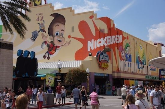 Jimmy Neutron's Nicktoon Blast Jimmy Neutrons Nicktoon Blast Ride TV Tropes