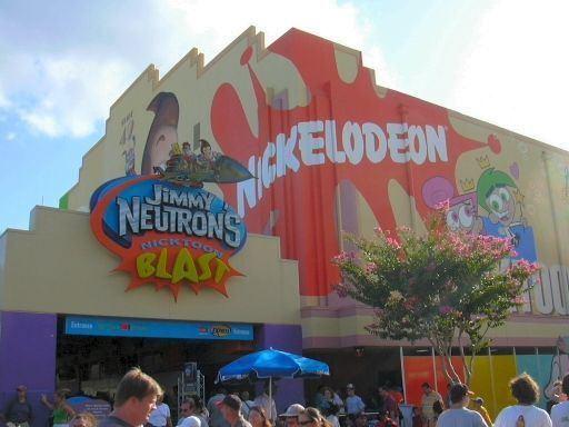 Jimmy Neutron's Nicktoon Blast wwwthemeparkcriticcomUploads43889jpg