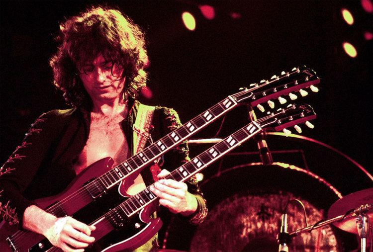 Jimmy Page Jimmy Page Going Solo The WMMO Blog wwwwmmocom