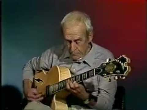 Jimmy Raney THE GUITAR SHOW with Jimmy Raney YouTube