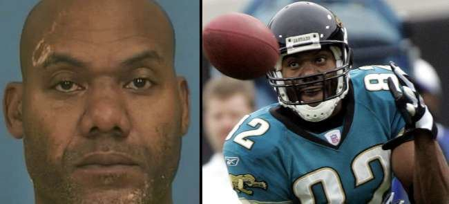 Jimmy Smith (wide receiver) Former Jaguar Smith released from prison to house arrest