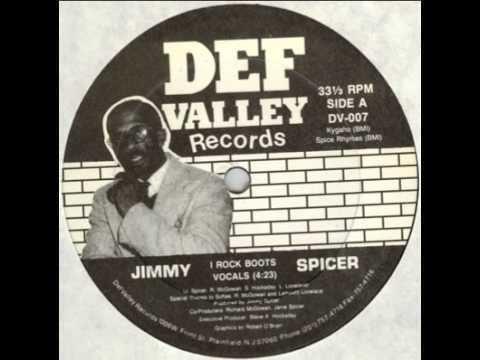 Jimmy Spicer Jimmy Spicer I Rock Boots YouTube