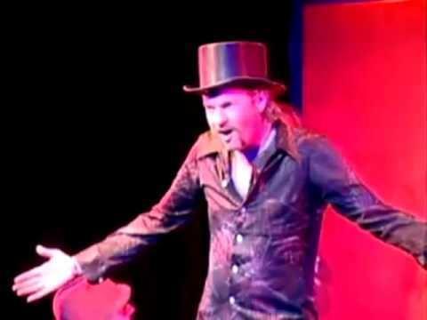 Jimmy Swan Jimmy Swan as Chuck Traynor in Lovelace A Rock Opera YouTube