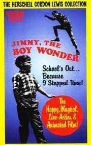 Jimmy, the Boy Wonder movie poster