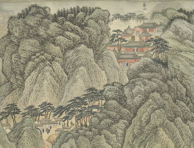 Jinan in the past, History of Jinan