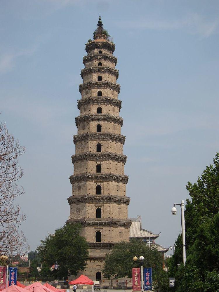 Jing County, Hebei
