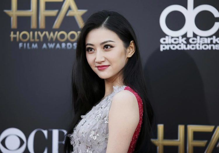 Jing Tian Chinese actress Jing Tian wins Hollywood International