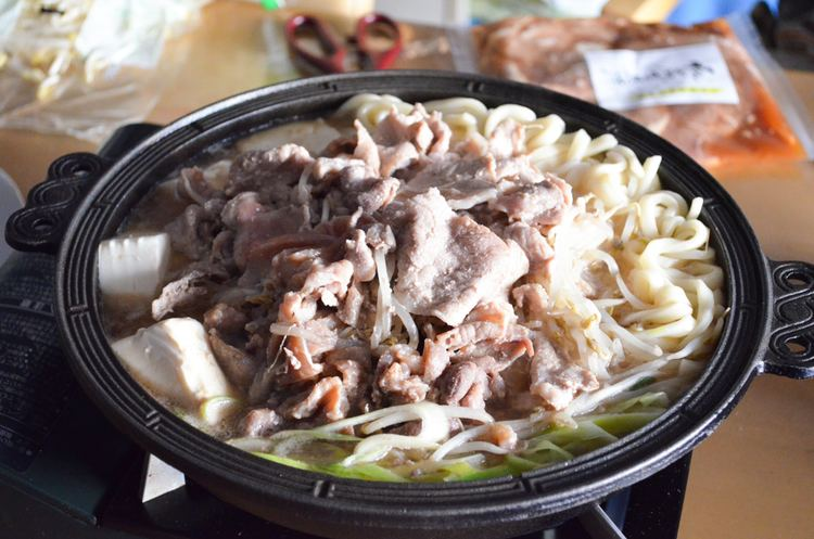 Jingisukan Mongolian Barbecue in Hokkaido