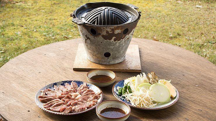 Jingisukan A Trip to Iwate Location Information Food of Iwate