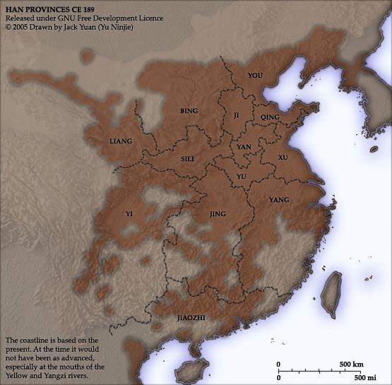 Jingzhou in the past, History of Jingzhou