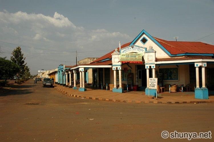 Jinja Uganda Shunya