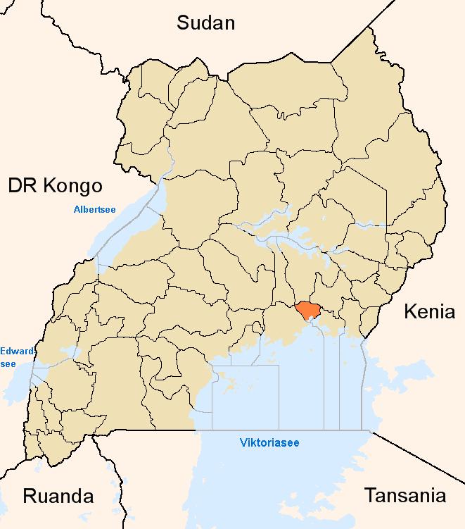 Jinja, Uganda in the past, History of Jinja, Uganda