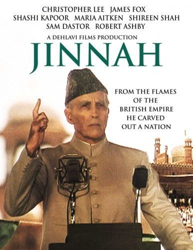 Jinnah (film) Sir Christopher Lee Film JINNAH To Premiere on Turner Classic Movies