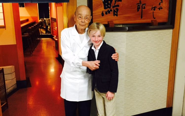 Jiro Ono (chef) Sukiyabashi Jiro Served This 10YearOld Old Kid Travel Leisure