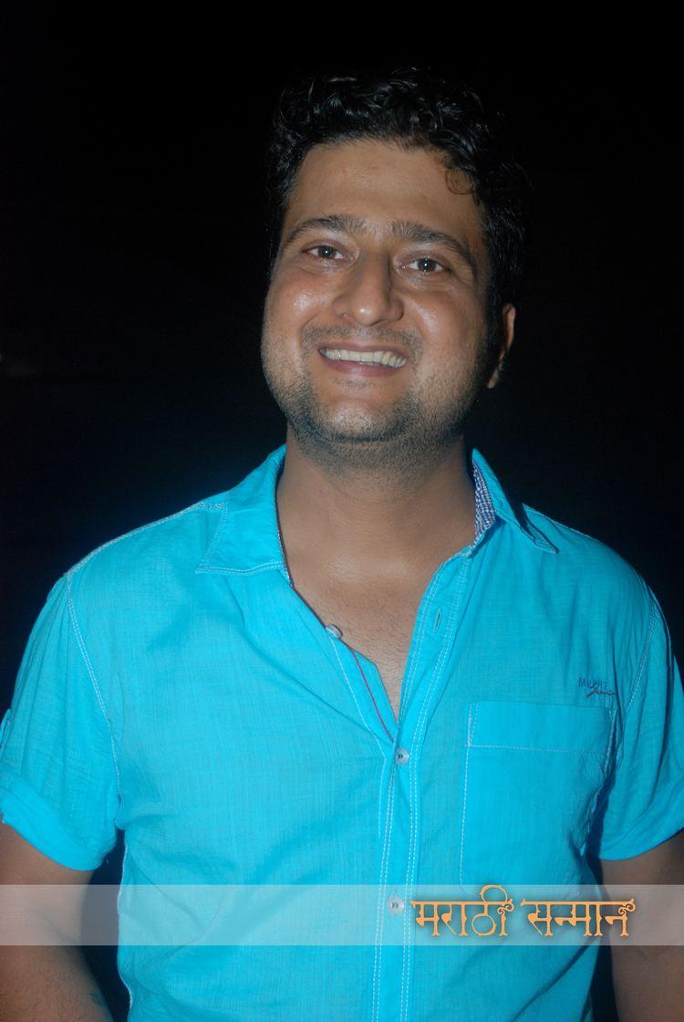 Jitendra Joshi Jitendra Joshi Marathi Sanmaan
