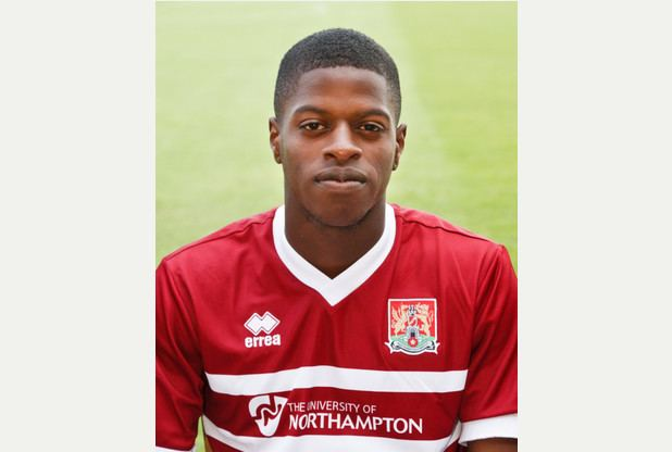 JJ Hooper Northampton Town JJ Hooper to be sent out on loan