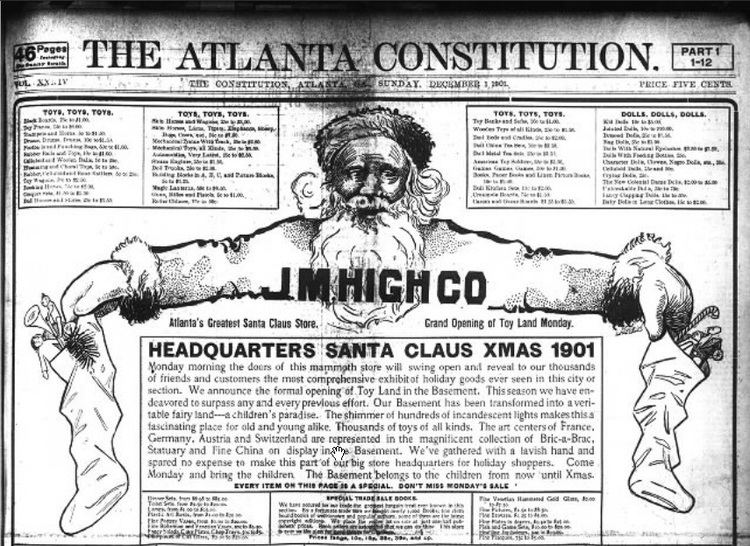 J.M. High Company