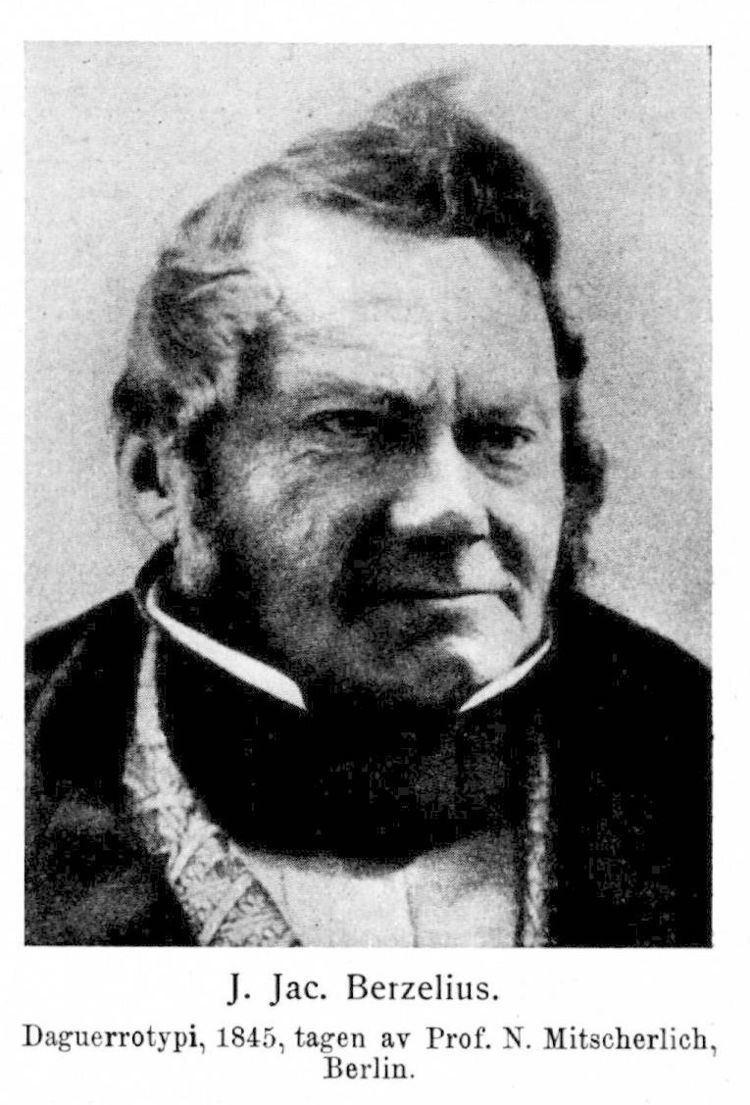 Jöns Jacob Berzelius Jns Jacob Berzelius Svenskt Biografiskt Lexikon