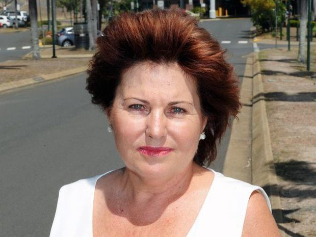 Jo-Ann Miller JoAnn Miller says jibes wont silence her passion Queensland Times