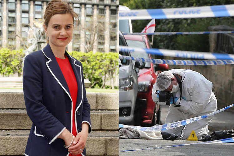 Jo Cox Jo Cox MP shot dead West Midlands politicians react to tragedy