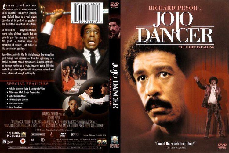 Jo Jo Dancer, Your Life Is Calling Jo Jo Dancer Your Life Is Calling Movie DVD Scanned Covers