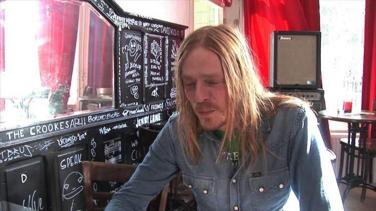 Joakim Nilsson (javelin) Graveyard interview Joakim Nilsson part 1 YouTube