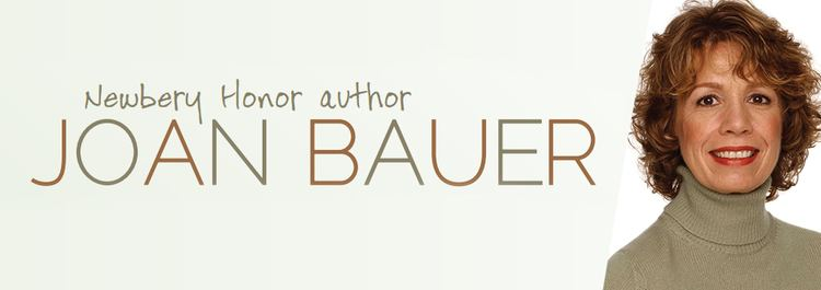 Joan Bauer (novelist) Joan Bauer MackinVIA Connext