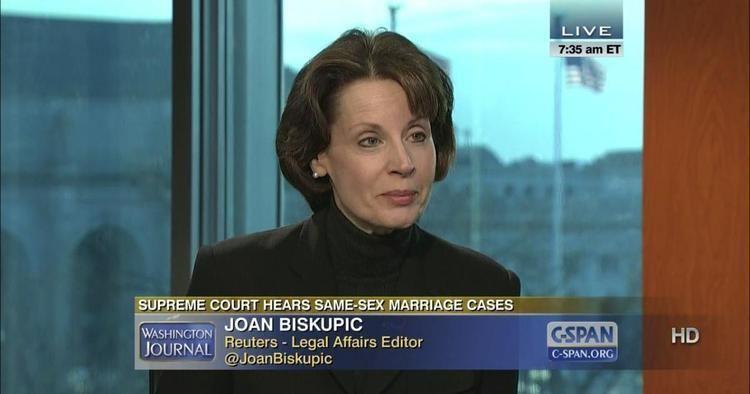 Joan Biskupic Joan Biskupic Supreme Court SameSex Marriage Cases Mar 27 2013 C